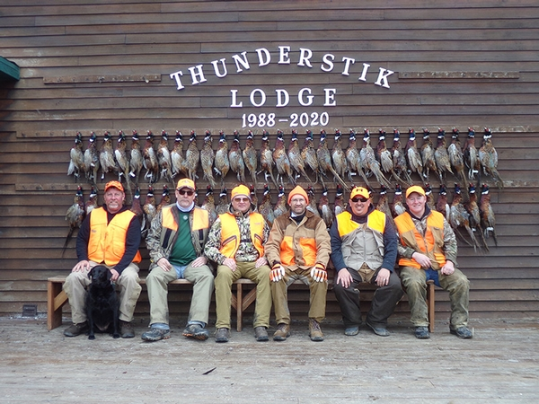 World Class Hunt at Thunderstik Lodge!