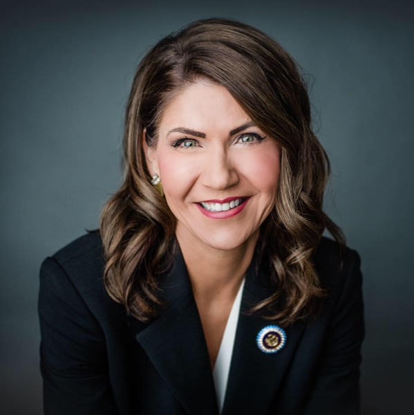 Thank you, Governor Kristi Noem and the great state of South Dakota, for all you do for us!