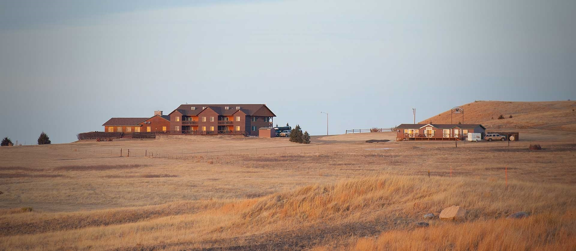 Hunting Lodge South Dakota