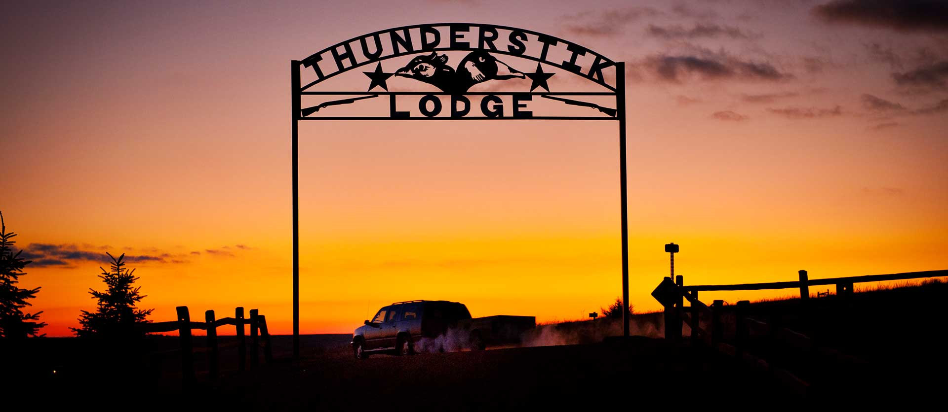 About Thunderstik Lodge