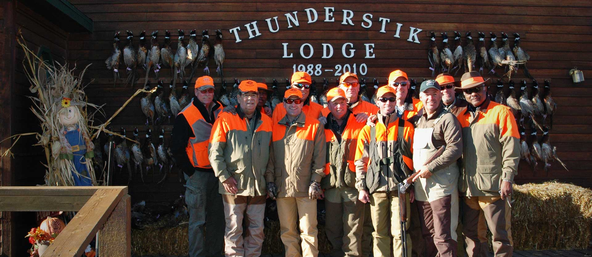 Pheasant Hunts in South Dakota