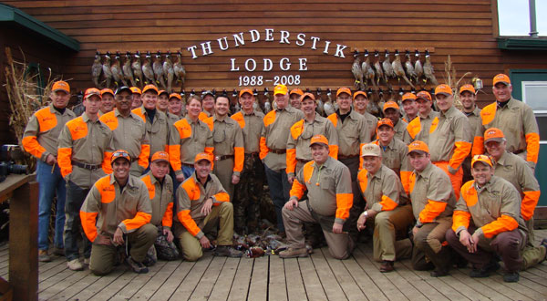 corporate pheasant hunts