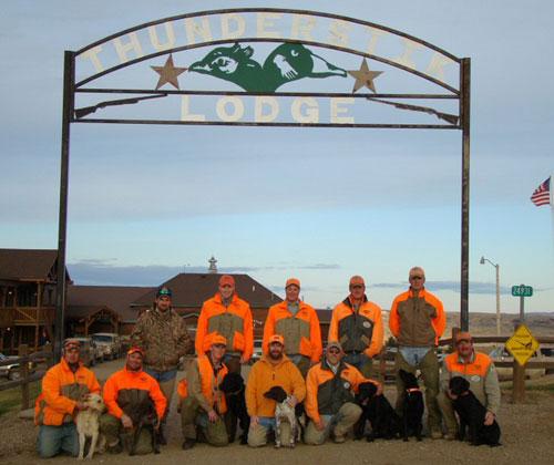 Pheasant Hunts SD
